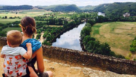 De voordelen van dragen: Stan in de Dordogne
