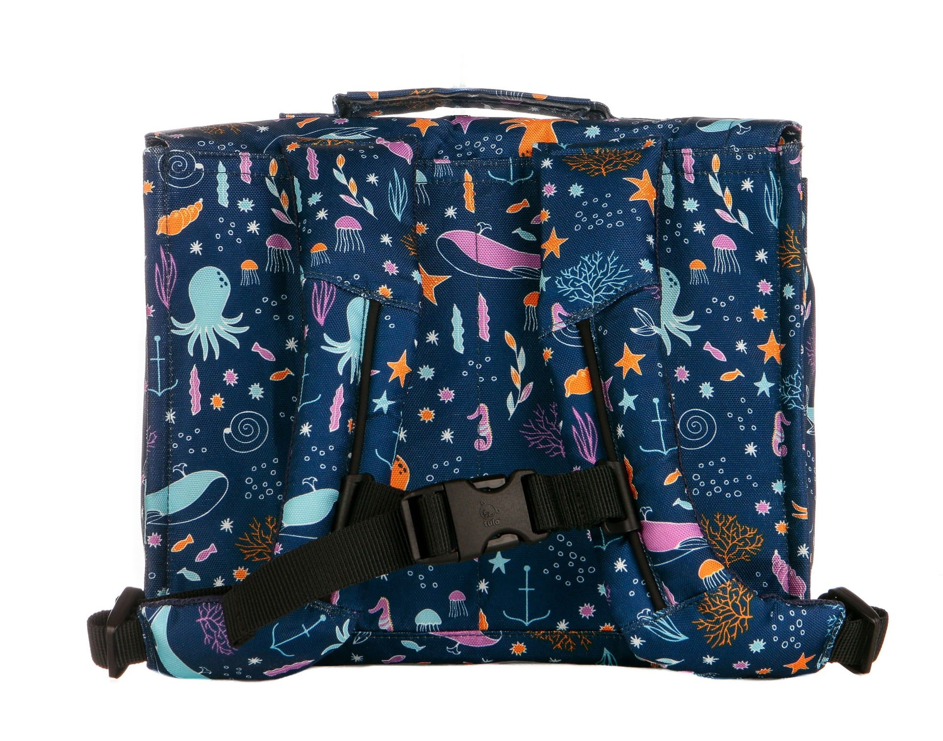 Tula backpack deep ocean