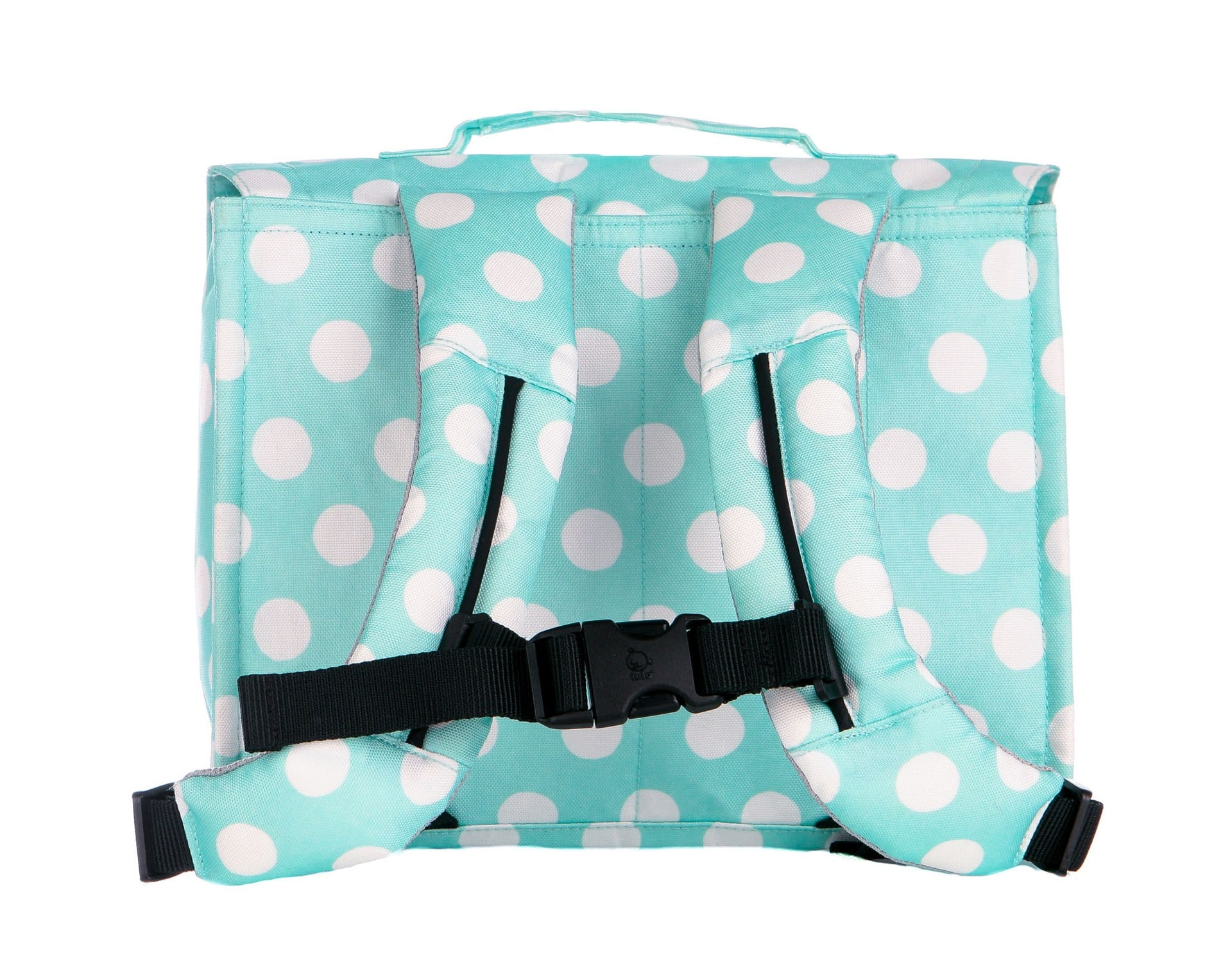 Tula backpack mint candy dots